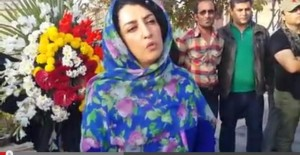 The prominent Iranian civil rights activist Narges Mohammadi