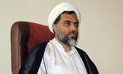 Mehdi Rajai, der Repräsentiv der Al-Mustafa Universität in Deutschland