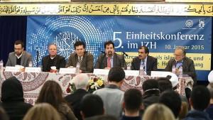 islamvertreter bei izh