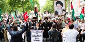 Demonstrationen zum Al-Kuds-Tag