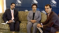 Shirin Ebadi with Trita Parsi