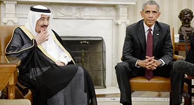 سفر اوباما به عربستان – پایان گفتگوها و آتش بس در سوریه